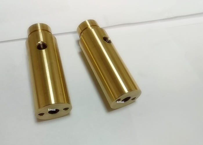 brass machining china